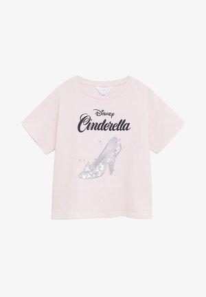 ZAPATO - Print T-shirt - viola chiaro/pastello