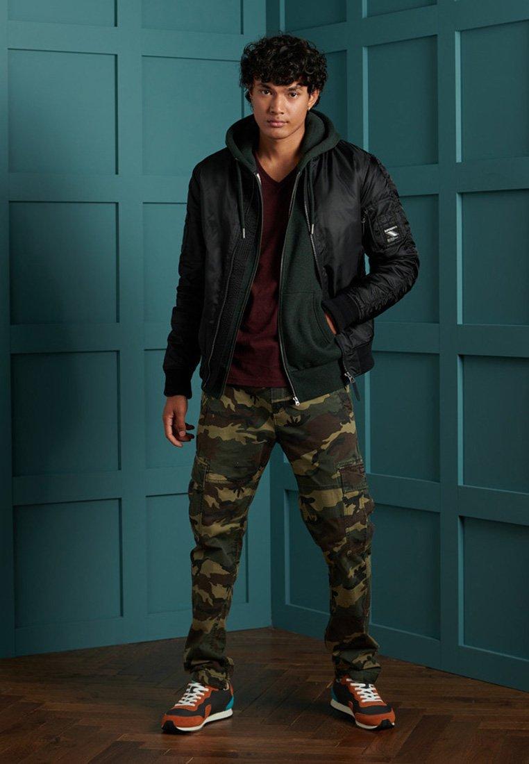 Men ORANGE LABEL CLASSIC - Zip-up sweatshirt
