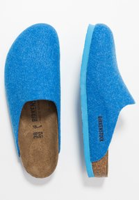 Birkenstock - AMSTERDAM - Slippers - blue - 3