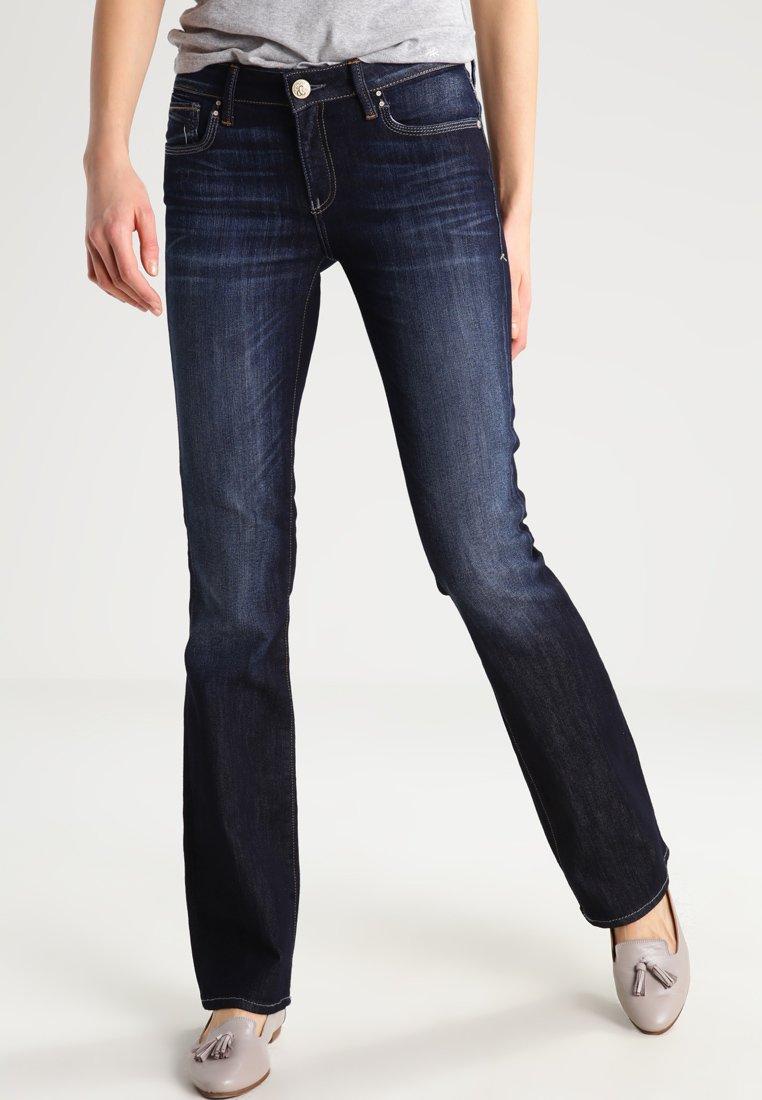 Mavi - BELLA - Bootcut jeans - rinse miami stretch
