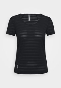 ONPSUE TRAINING TEE - Sports shirt - black