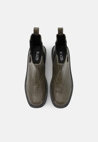 RAID - ZINNIA - Platform ankle boots - khaki - 5