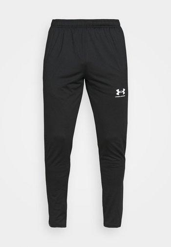 CHALLENGER TRAINING PANT - Tracksuit bottoms - black/white