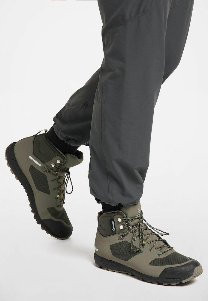 Haglöfs - Mountain shoes - sage green/deep woods