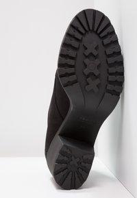 Vagabond - GRACE - Ankle boots - black - 5