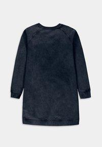 Esprit - Jersey dress - blue dark washed - 1