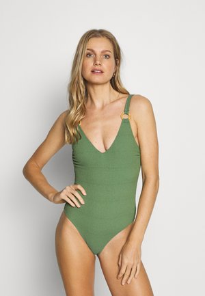 CHARLIE - Swimsuit - ivy