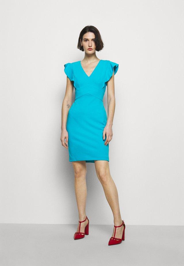 Sukienka z dżerseju - spring navy