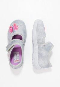 Superfit - BELINDA - Domácí obuv - stone - 1