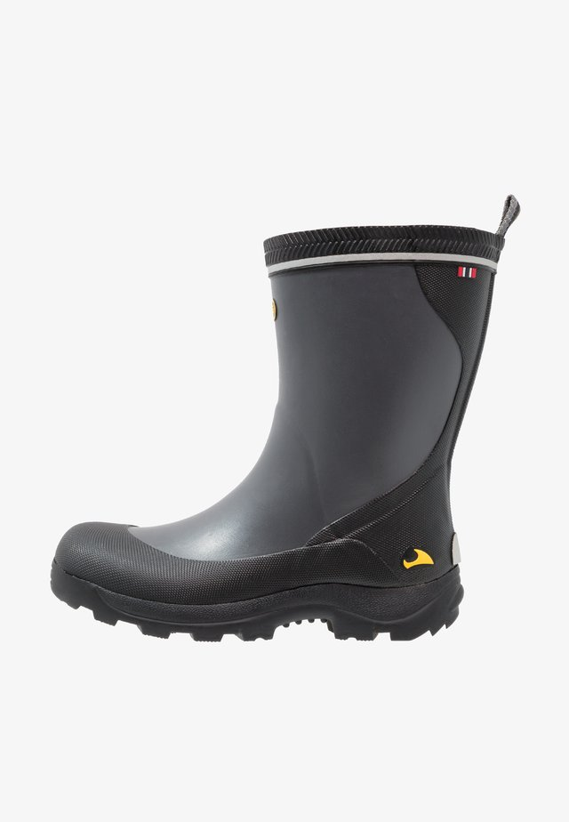 STORM - Wellies - dark grey/multicolor