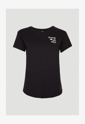 ARTIC OCEAN - Print T-shirt - blackout a
