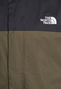 The North Face - VENTURE 2 JACKET  - Hardshell jacket - black/taupe - 5