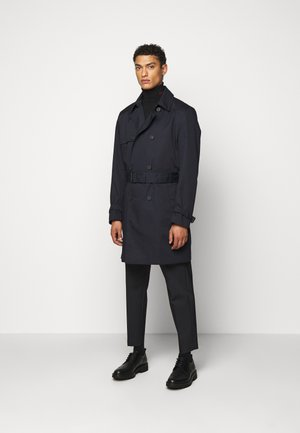 MALUKS - Trenchcoat - dark blue
