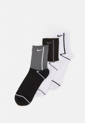 PLUS ANKLE 3 PACK - Sportsstrømper - multi-color