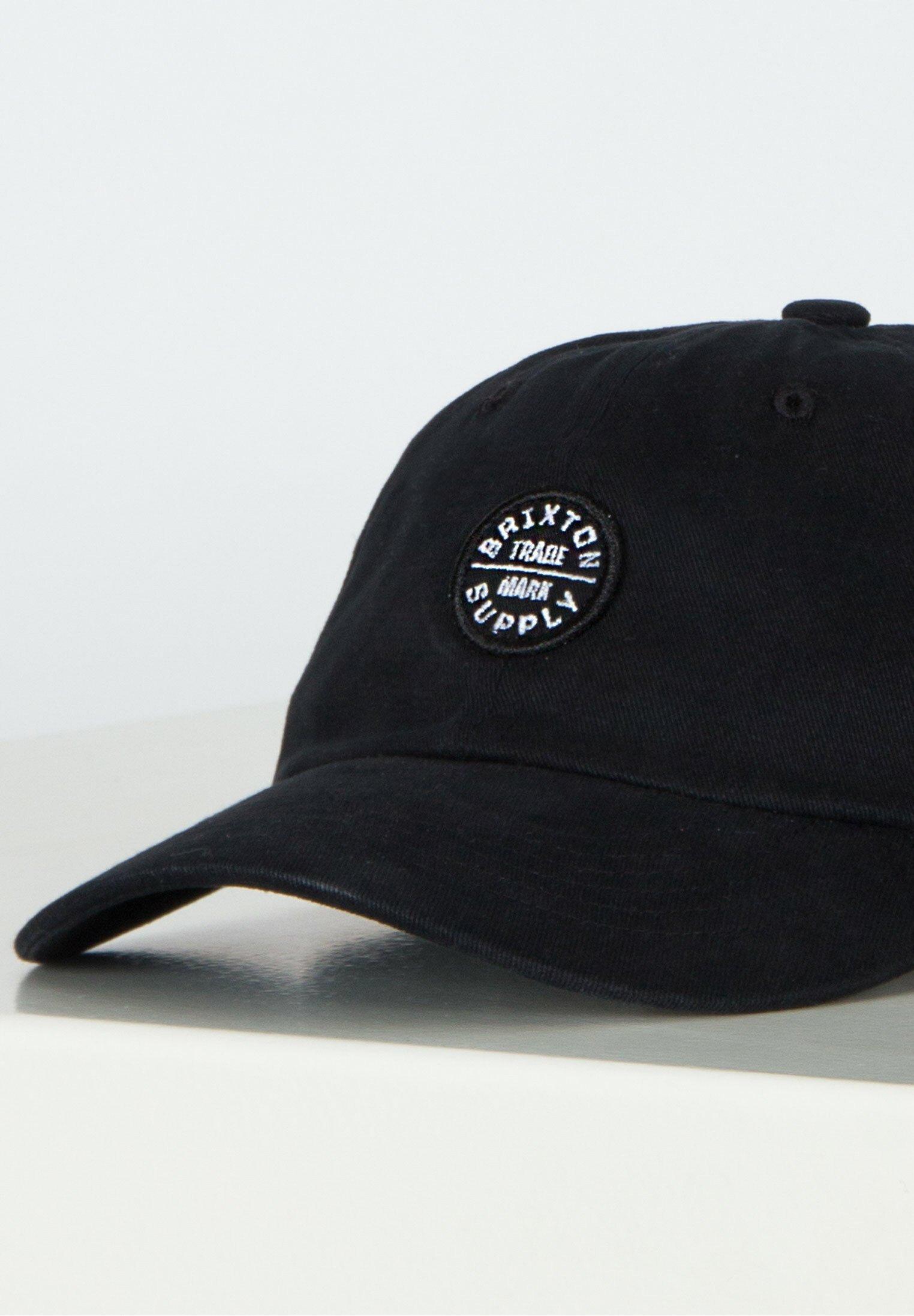 Brixton Oath - Cap Black/schwarz