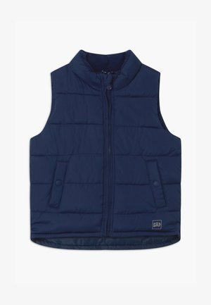 TODDLER BOY WARMEST - Weste - elysian blue