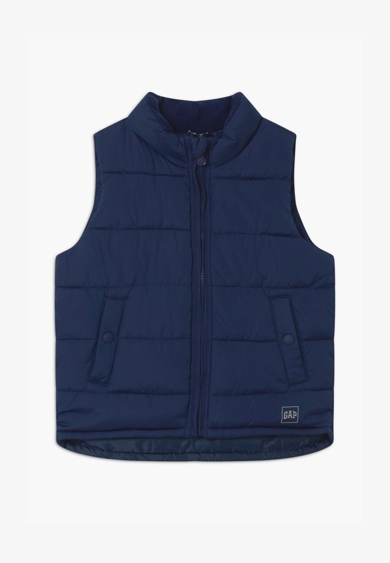GAP - TODDLER BOY WARMEST - Weste - elysian blue