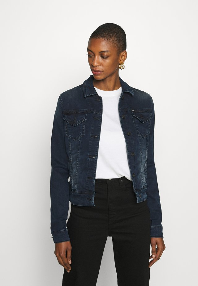 DEAN X - Denim jacket - sueta wash