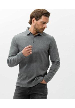 STYLE PIRLO - Polo - dark grey