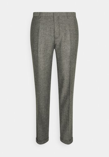 THIRSK  - Trousers - mid grey