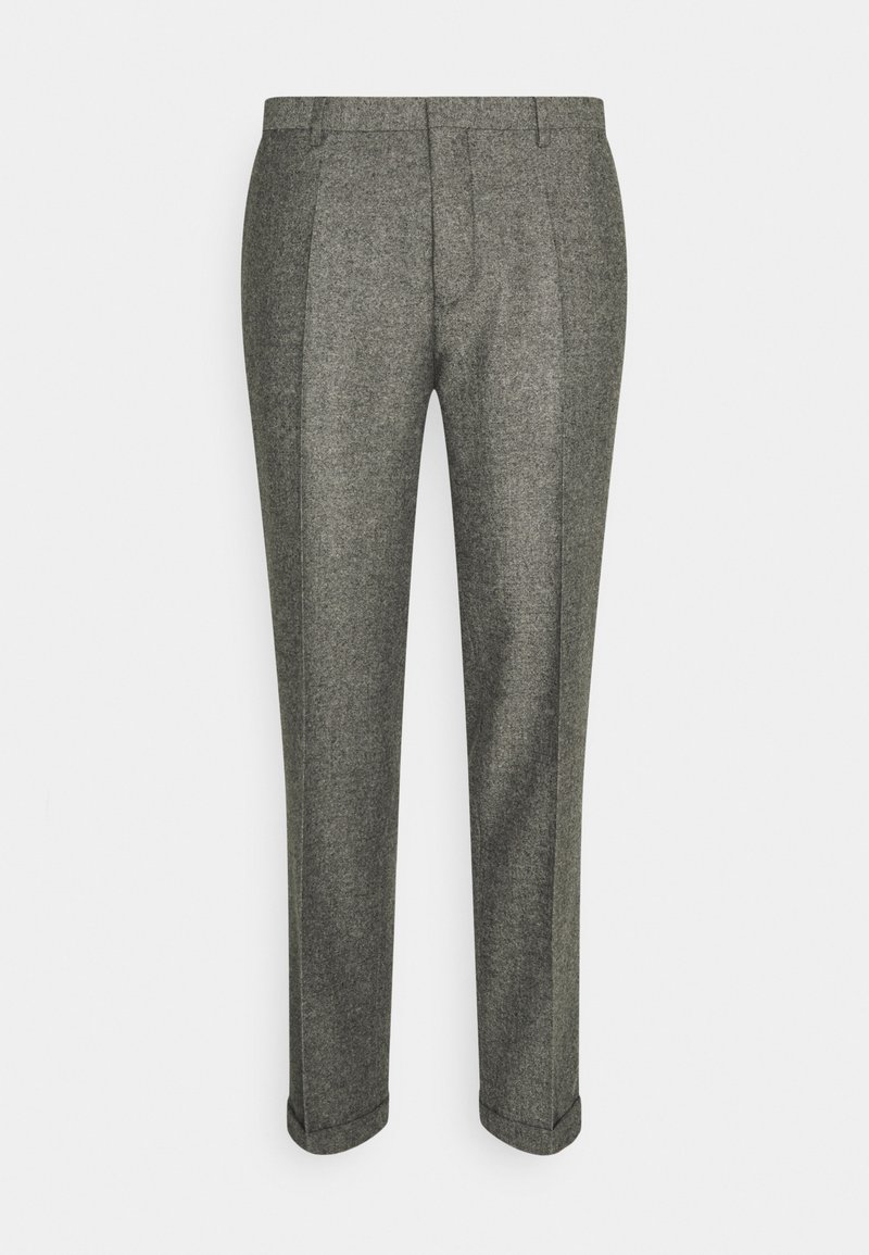 Shelby & Sons - THIRSK  - Trousers - mid grey