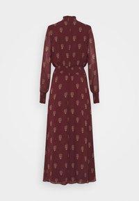 IVY & OAK - RAPA - Maxi dress - bordeaux - 7