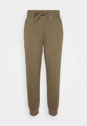LUCIA  - Teplákové kalhoty - khaki