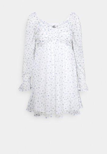 SHORT DRESS - Kjole - white