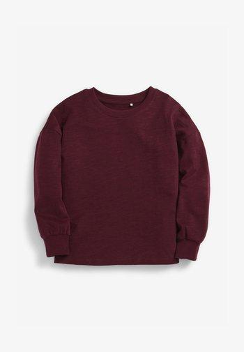 Sweatshirt - berry