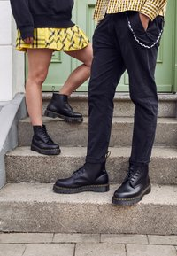 Dr. Martens - 101 BEX - Lace-up ankle boots - black smooth - 5