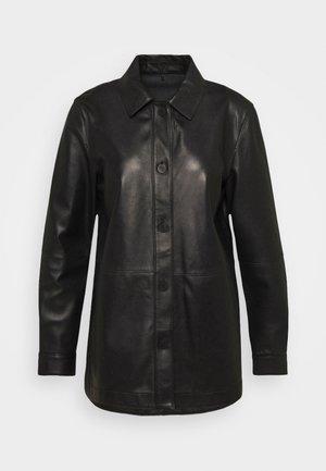 LEANAS - Košile - black