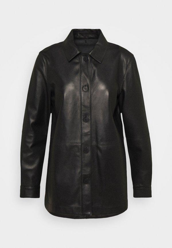 HUGO LEANAS - Koszula - black/czarny TUFL