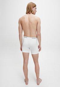 Calvin Klein Underwear - 2 PACK - Onderbroeken - white - 1