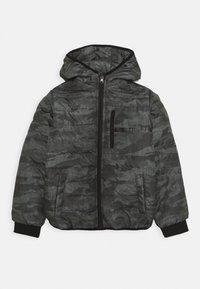 Retour Jeans - ERIC - Zimní bunda - black - 2