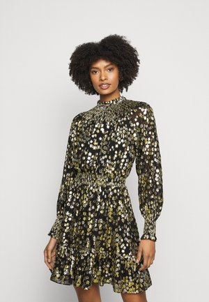 GLAM TWINKLE STAR  - Cocktail dress / Party dress - silve/gold