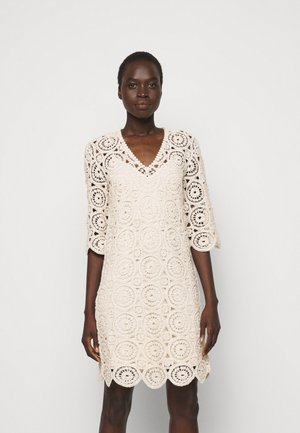 DARWIN - Day dress - white