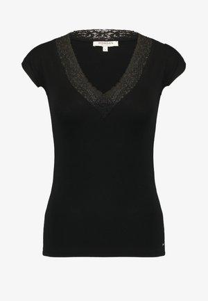 DTAG - T-shirt imprimé - noir