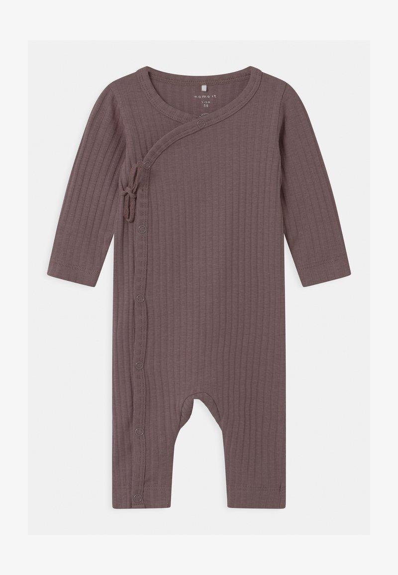 Name it - NBFSERIDA WRAP  - Pyjama - twilight mauve