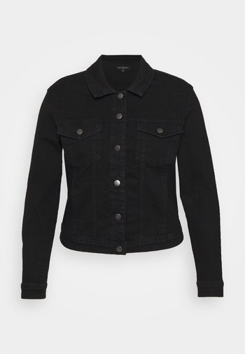 CARWESPA JACKET - Denim jacket - black denim