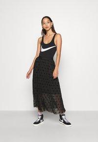 Nike Sportswear - Top - black/white - 0