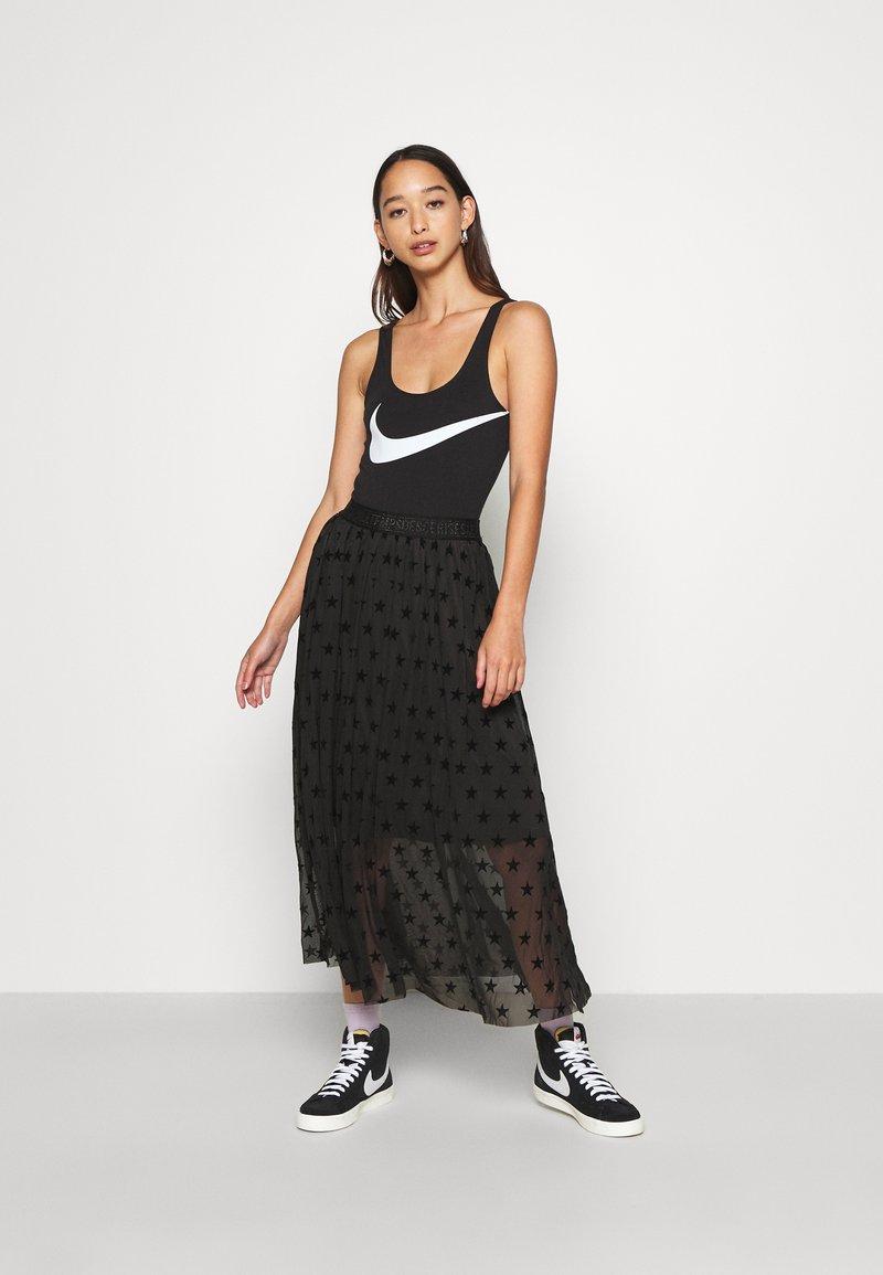 Nike Sportswear - Top - black/white
