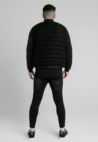 SIKSILK - STORM BUBBLE - Light jacket - black