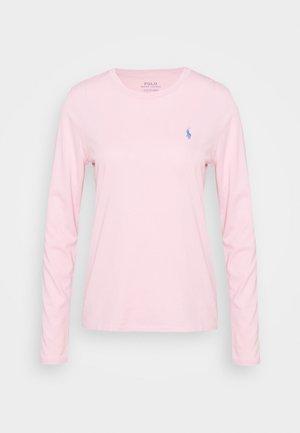 Bluzka z długim rękawem - garden pink