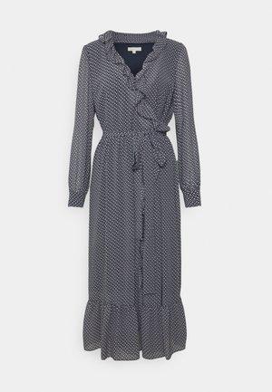 MINI BICOLOR SET - Denní šaty - blue