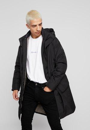 JPREQUAL LONG - Abrigo de invierno - black