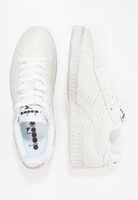 Diadora - GAME WAXED - Sneaker low - white - 1
