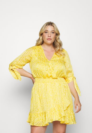 TIE HIPPIE  - Robe d'été - sunflower