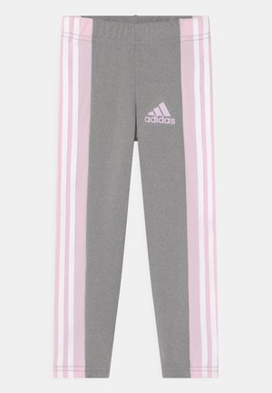 UNISEX - Punčochy - grey/light pink