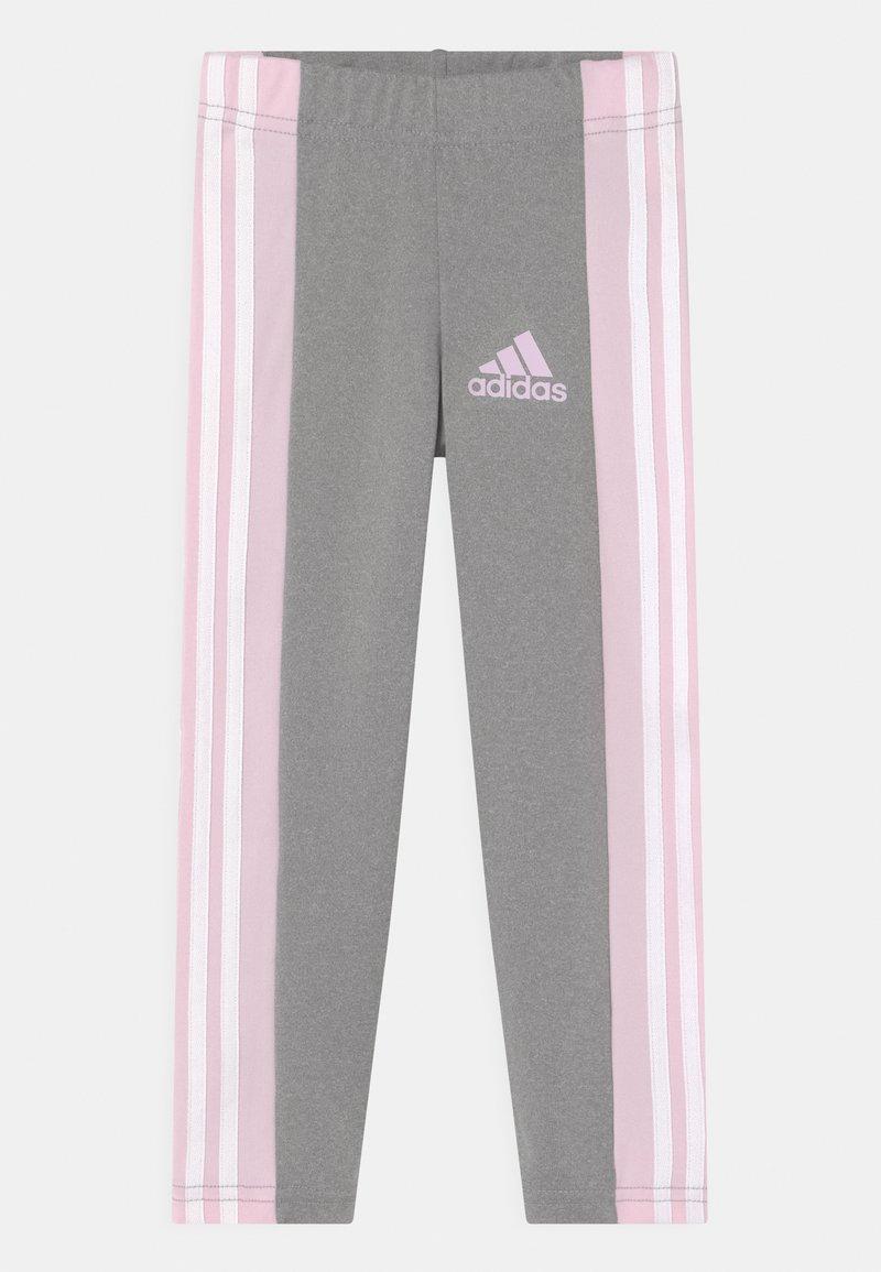 adidas Performance - UNISEX - Medias - grey/light pink