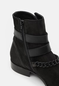 ALDO - EOLOPHUS - Classic ankle boots - open black - 5